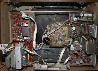 схема электрическая на телевизоре онекс84тц11 80